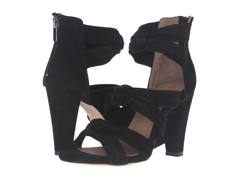 RAYE - Nat (Black) High Heels