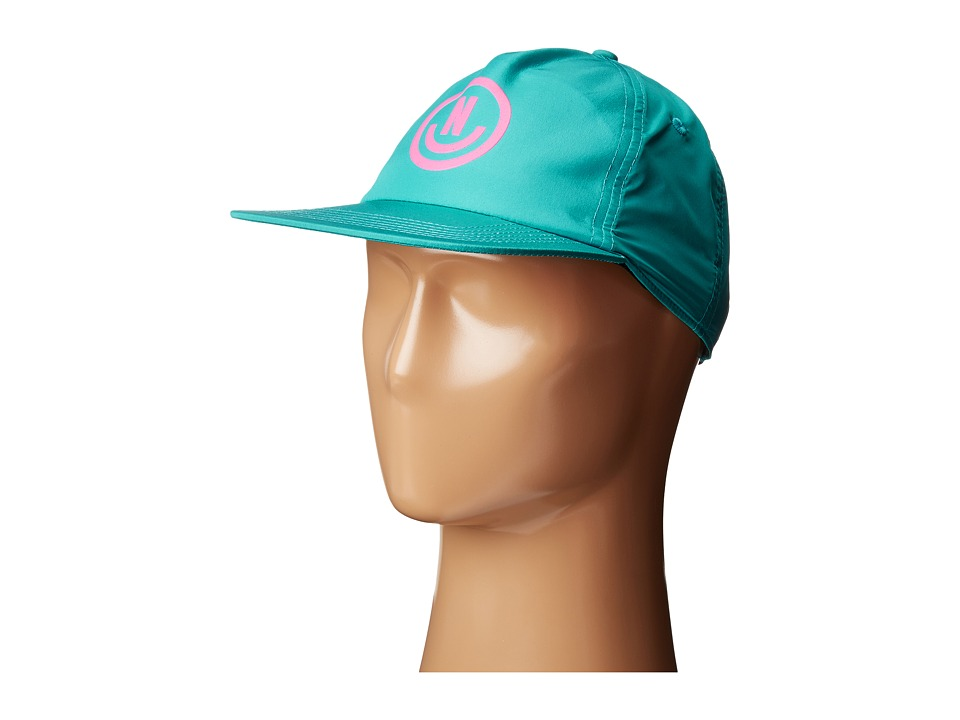Neff - Neffection Cap (Teal) Caps