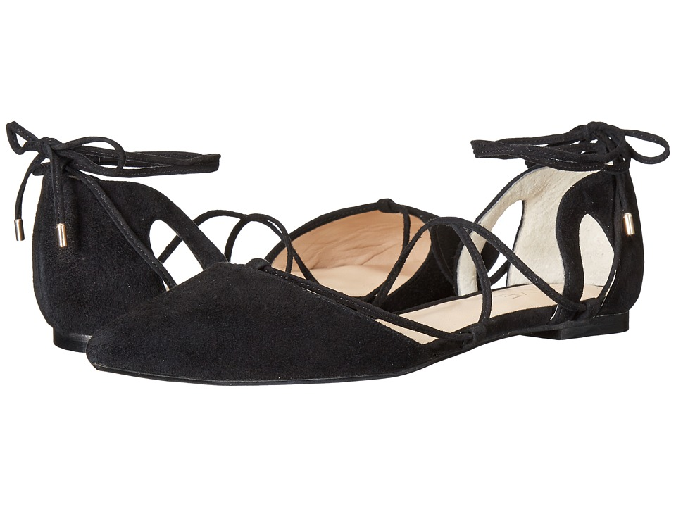 RAYE - Pepper (Black) Women's Flat Shoes