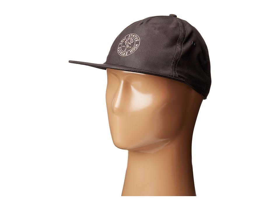 Neff - Cronies Cap (Black) Caps