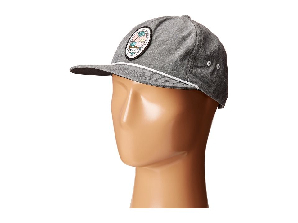 Neff - Palm Palm Cap (Black) Caps