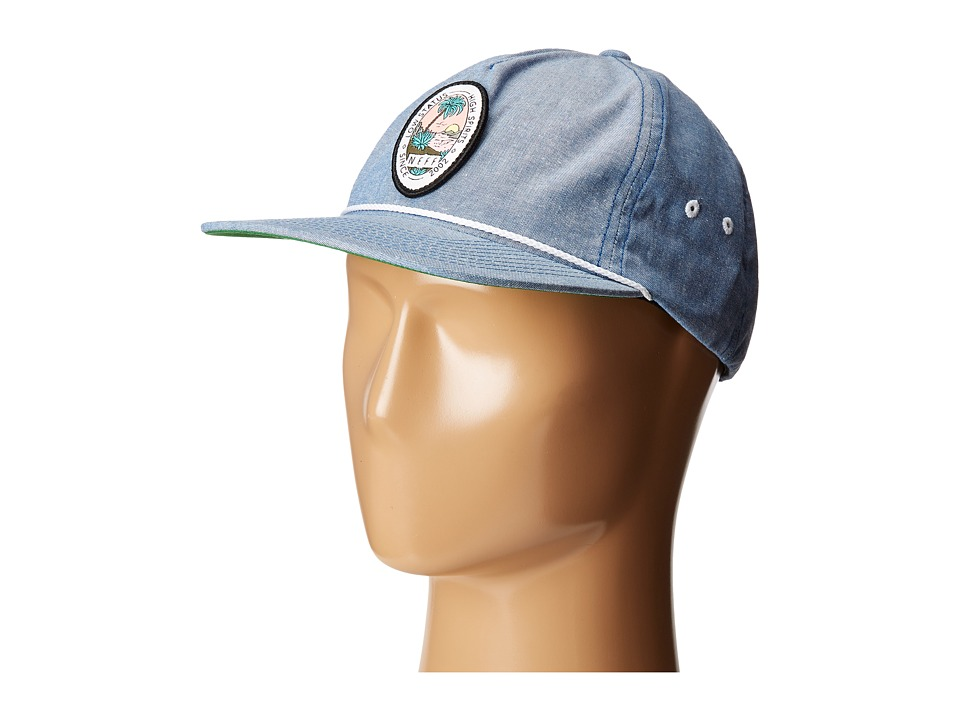 Neff - Palm Palm Cap (Navy) Caps