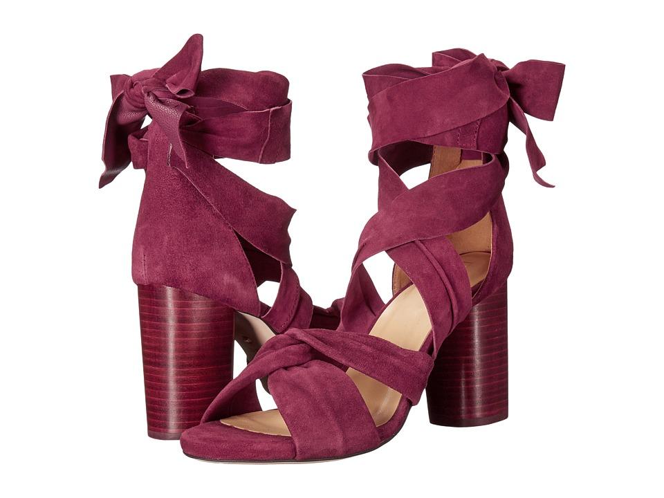 RAYE - Myra (Crimson) High Heels