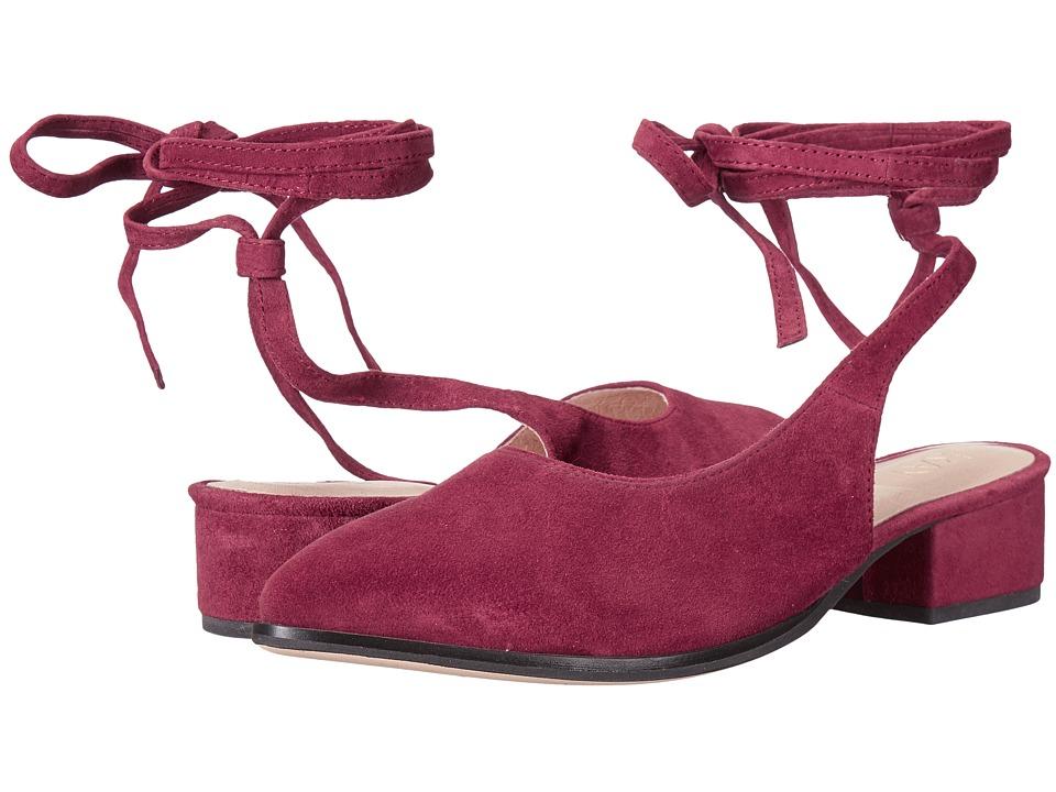 RAYE - Kaye (Crimson) Women's Sandals