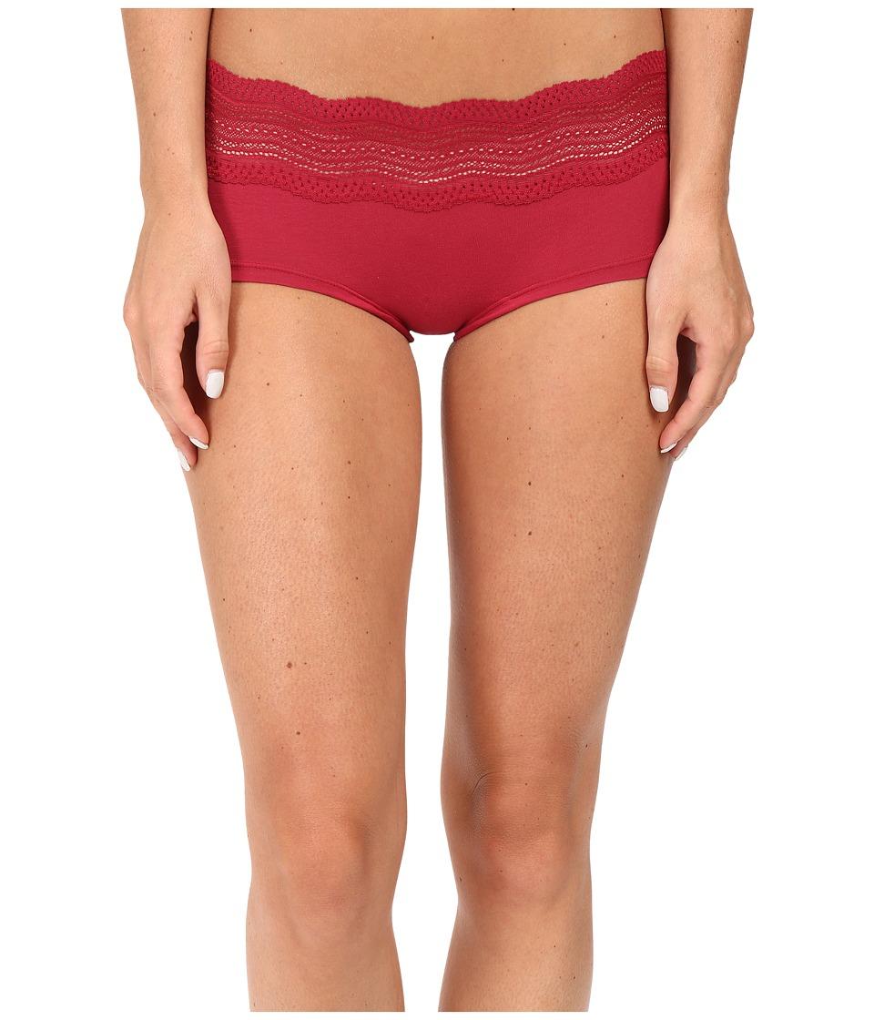 Cosabella - Dolce Boyshort (Deep Ruby) Women's Underwear