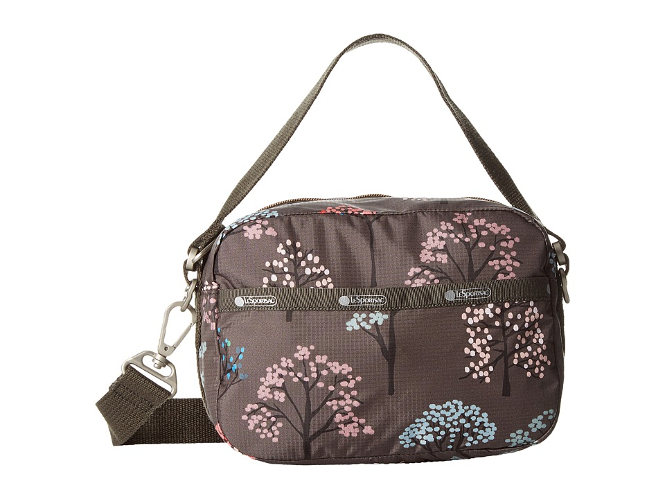 LeSportsac - Cafe Convertible (Tree Top) Convertible Handbags