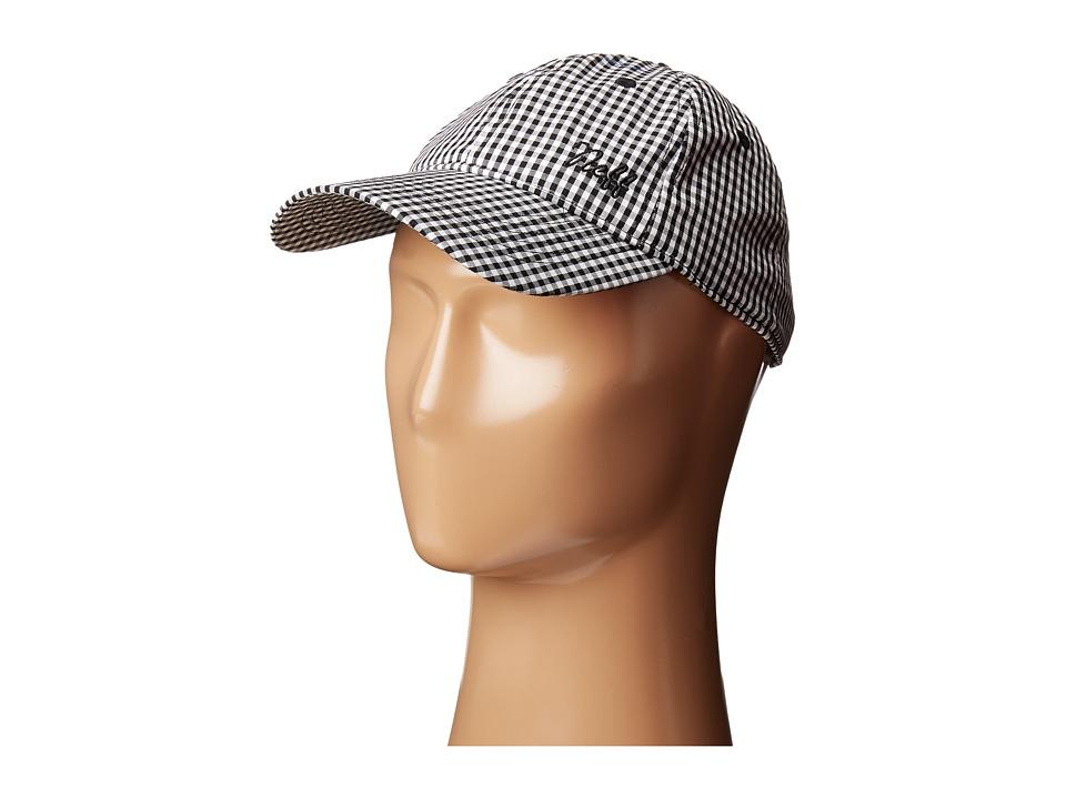 Neff - Wilson Cap (Black) Caps