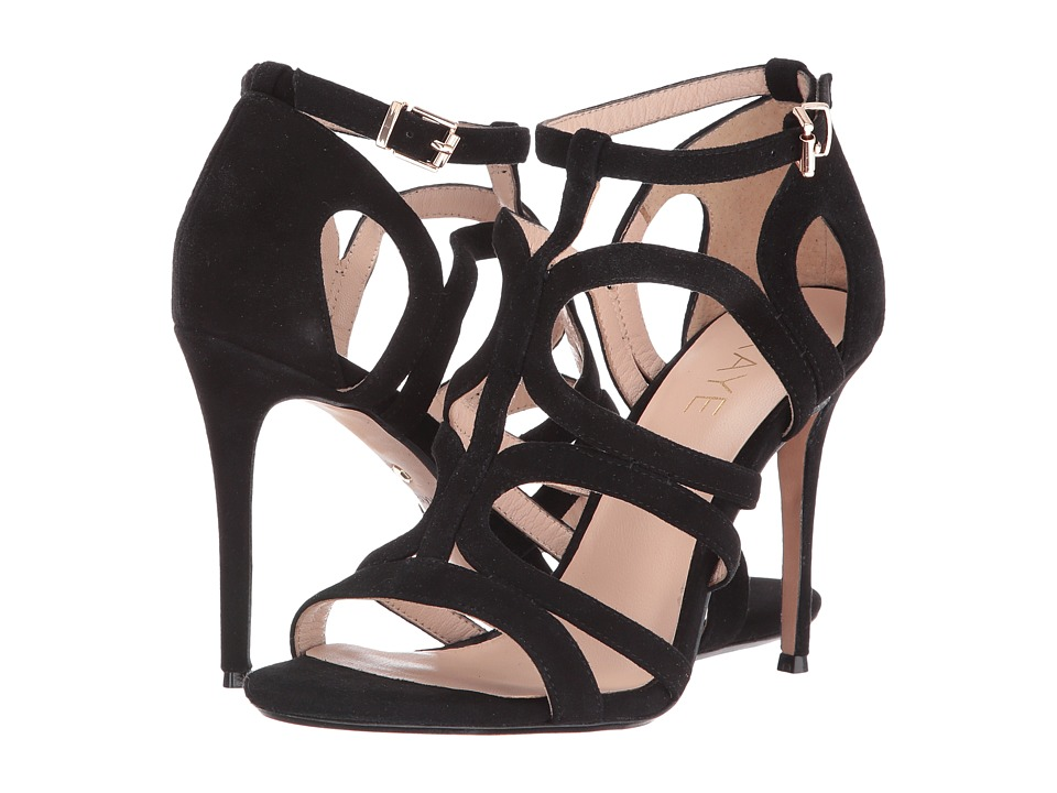 RAYE - Baldwin (Black) High Heels