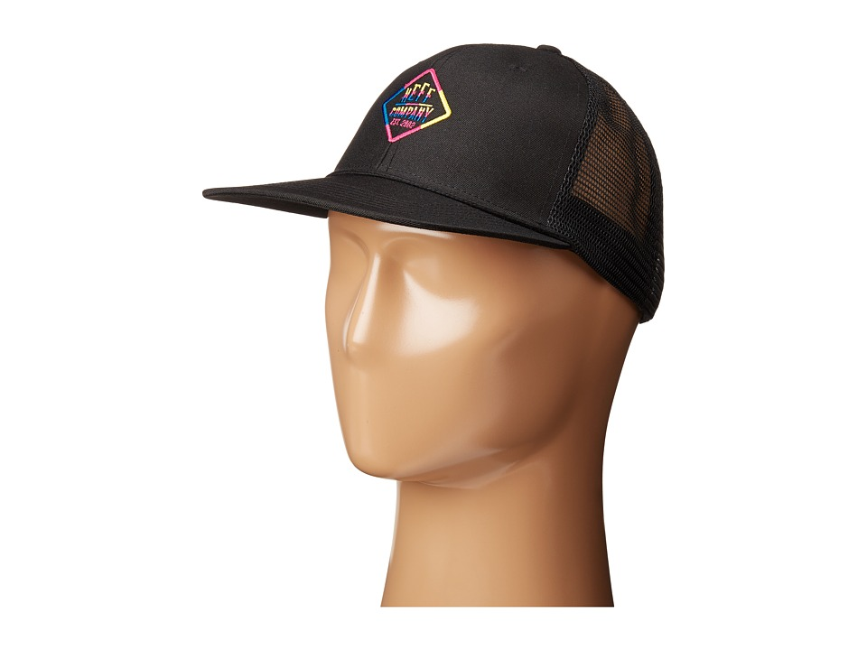 Neff - Breeze Cap (Black) Caps