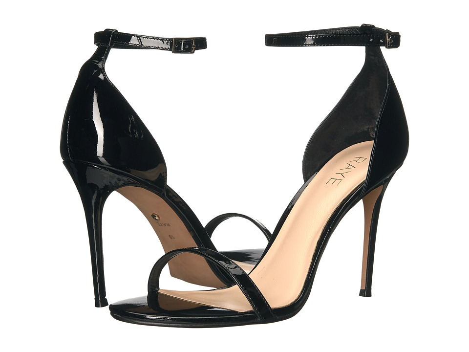 RAYE - Blake (Black) High Heels