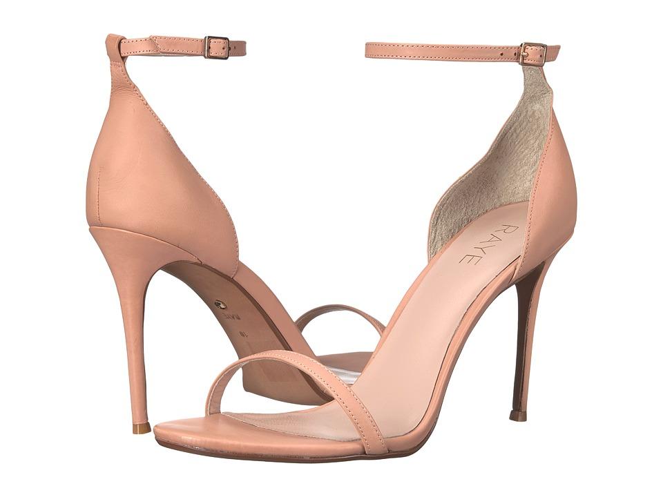 RAYE - Blake (Nude) High Heels