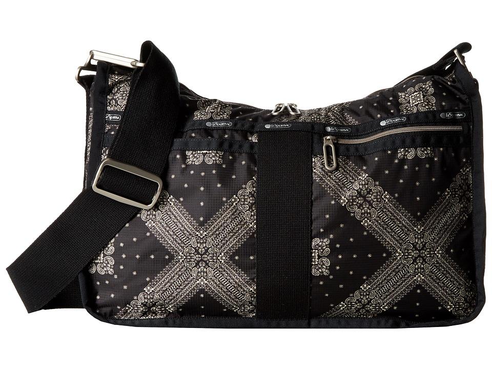 LeSportsac - Everyday Bag (Star Guides Black) Handbags