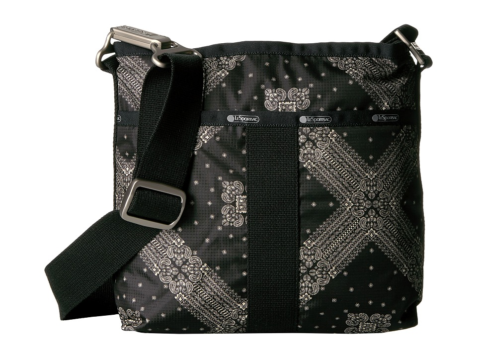 LeSportsac - Essential Crossbody (Star Guides Black) Cross Body Handbags
