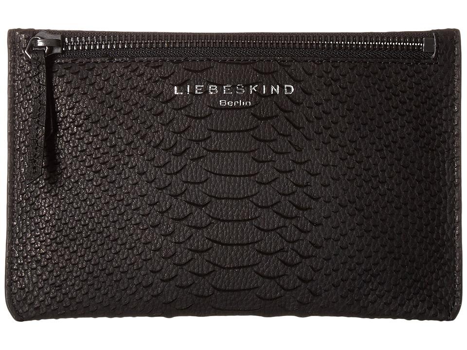 Liebeskind - Kiwi R (Ninja Black) Handbags