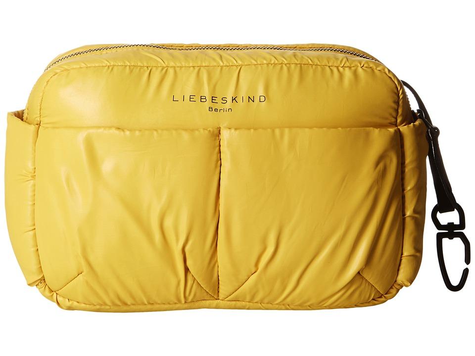 Liebeskind - Inner (Amber Yellow) Handbags