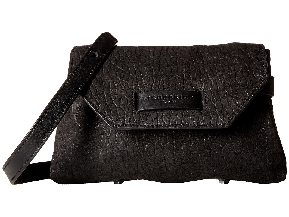 Liebeskind - Itami (Ninja Black) Handbags