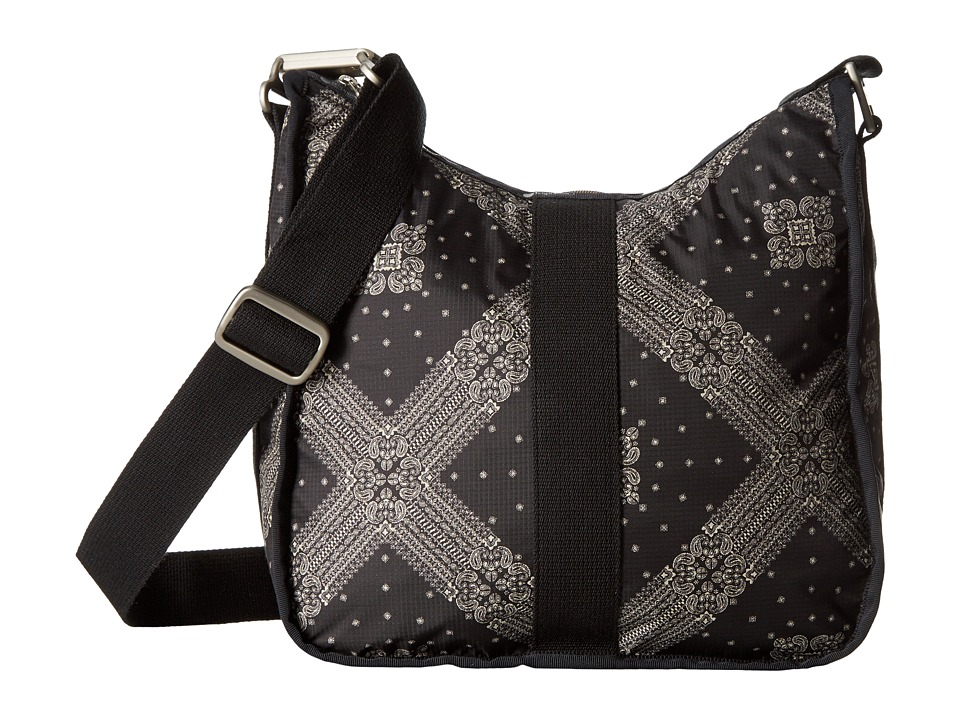 LeSportsac - Weekender Hobo (Star Guides Black) Hobo Handbags