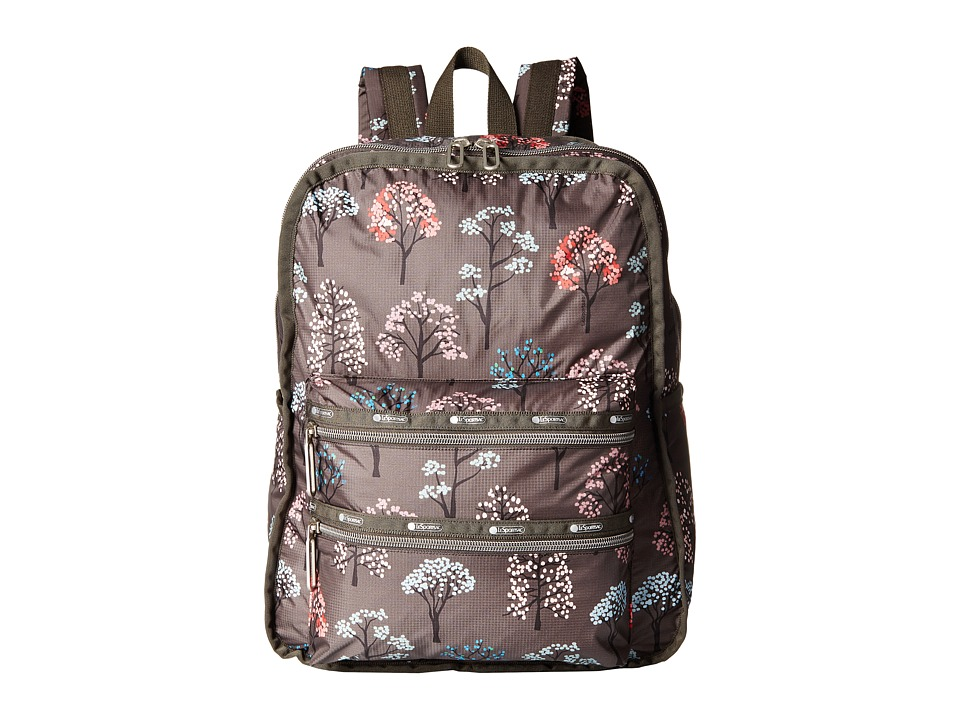 LeSportsac - Functional Backpack (Tree Top) Backpack Bags