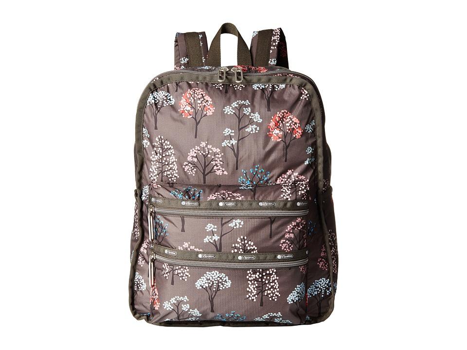 LeSportsac - Functional Backpack (Tree Top) Backpack Bags