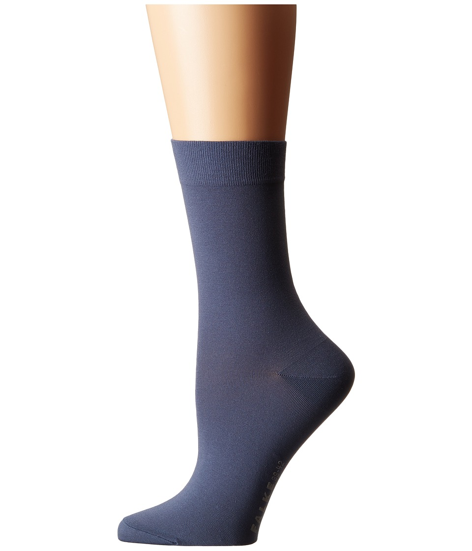 Falke - Cotton Touch Socks (Lapis) Women's Low Cut Socks Shoes