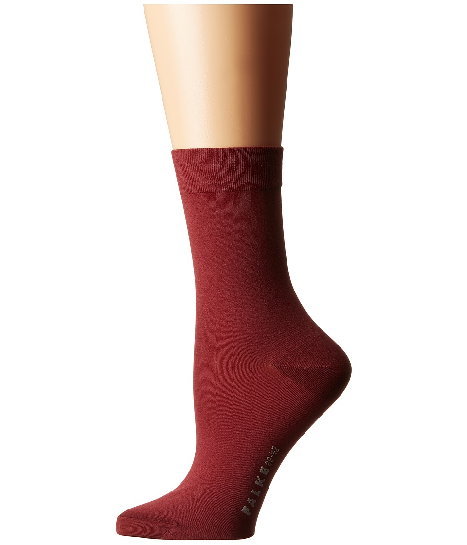 Falke - Cotton Touch Socks (Garnet) Women's Low Cut Socks Shoes