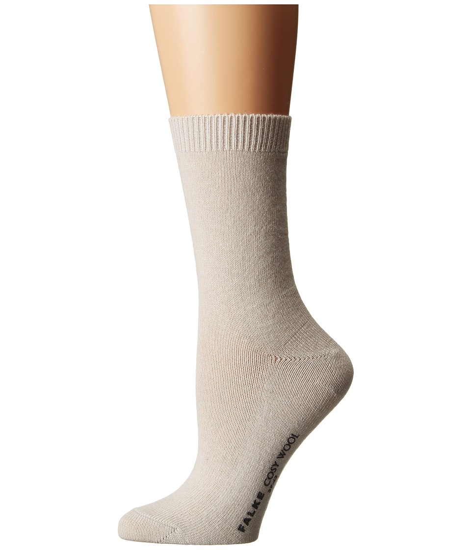 Falke - Cosy Wool Sock (Adular) Women's Crew Cut Socks Shoes