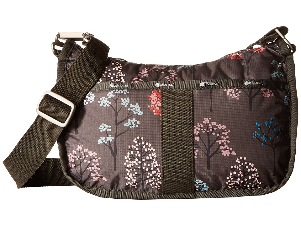 LeSportsac - Essential Hobo (Tree Top) Hobo Handbags