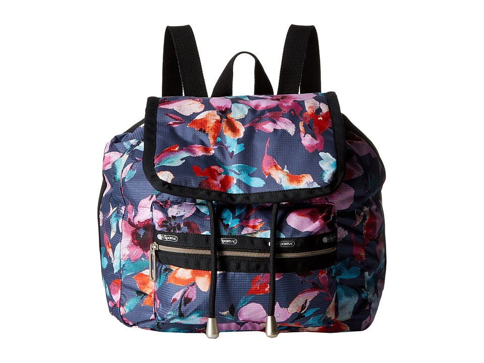 LeSportsac - Mini Voyager (Aurora) Handbags