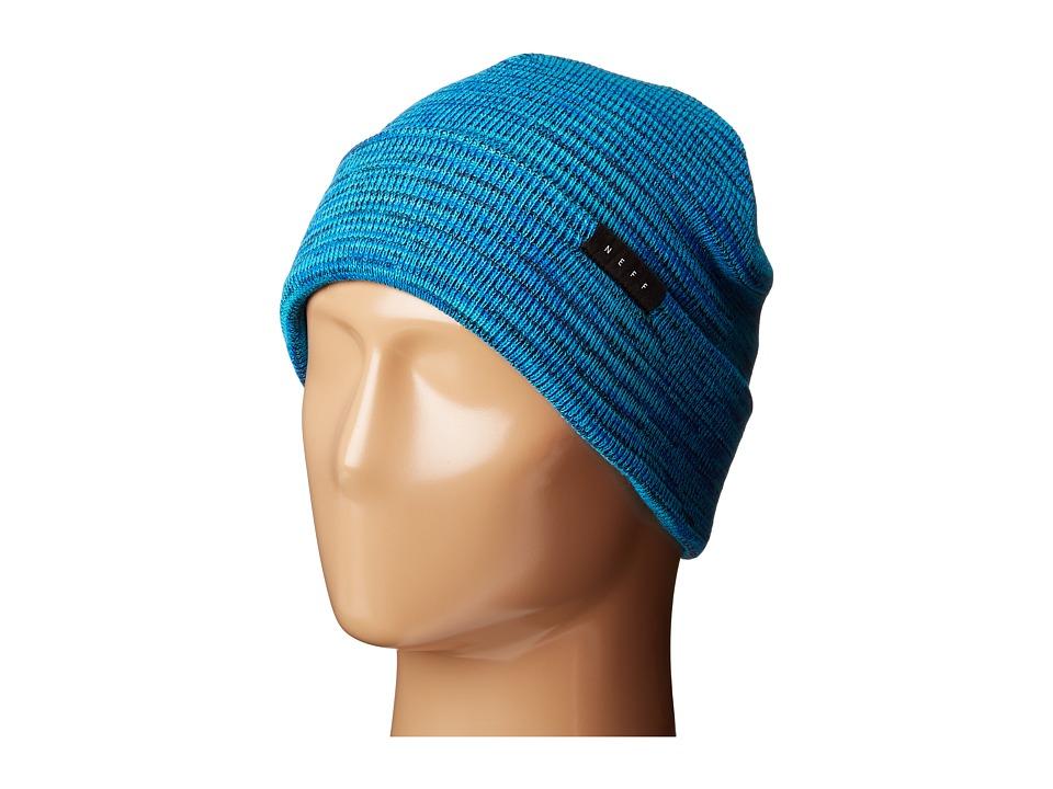 Neff - Devon Beanie (Blue) Beanies