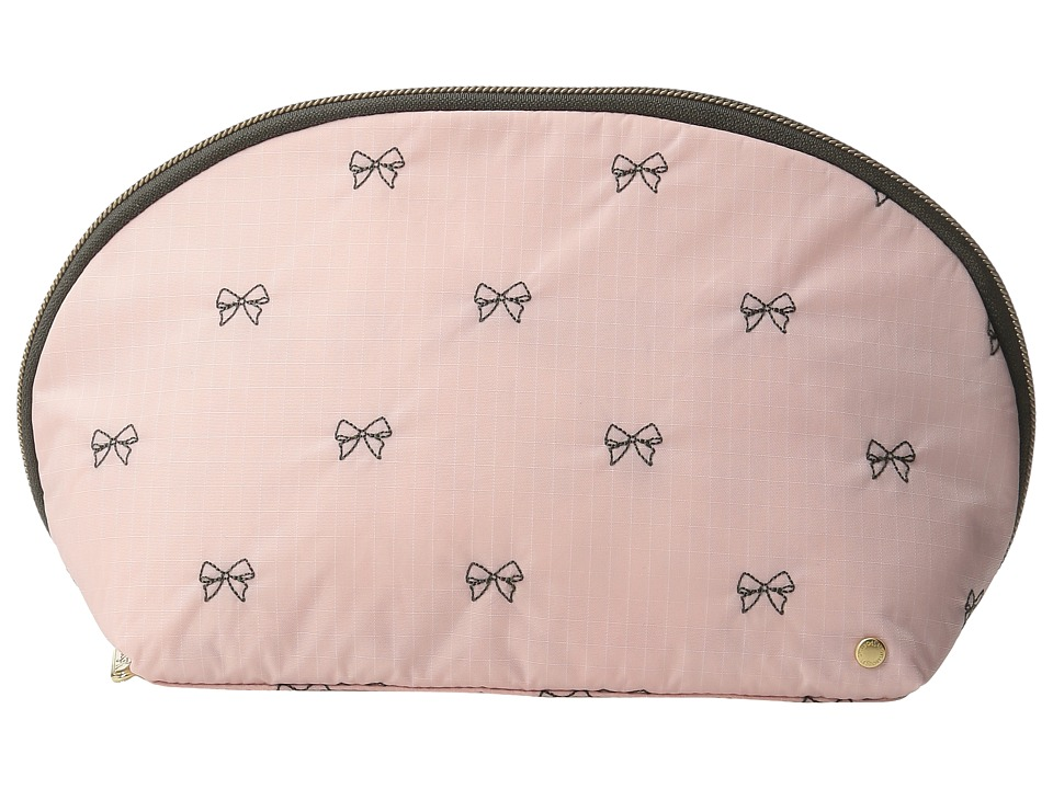 LeSportsac Large Oxford Cosmetic (Petite Bows Blossom) Cosmetic Case