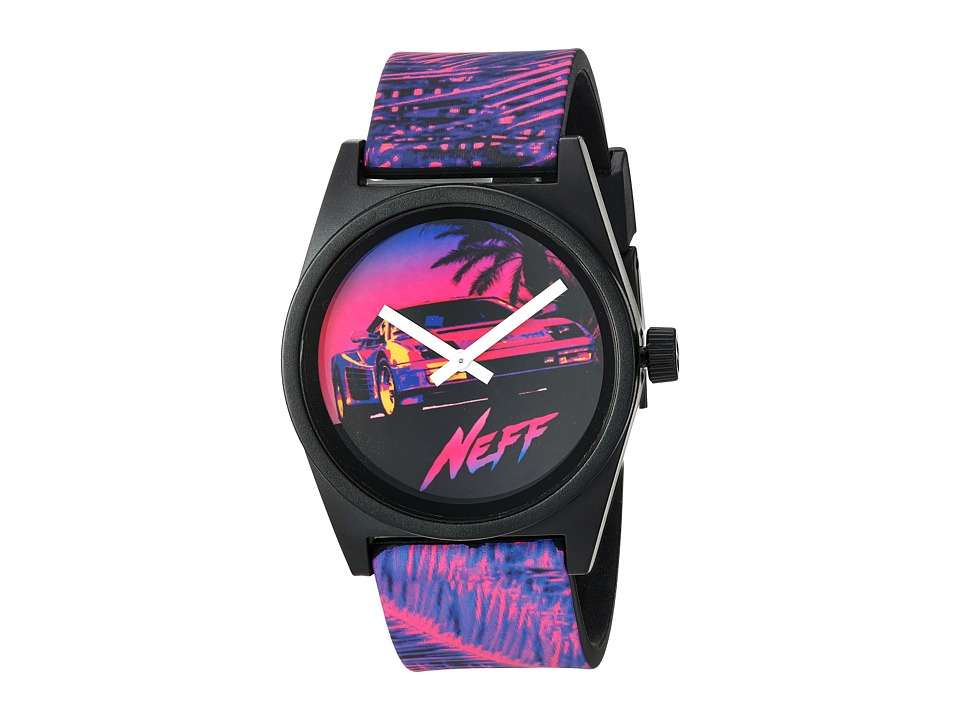 Neff - Daily Wild Watch (Neon Palm) Watches