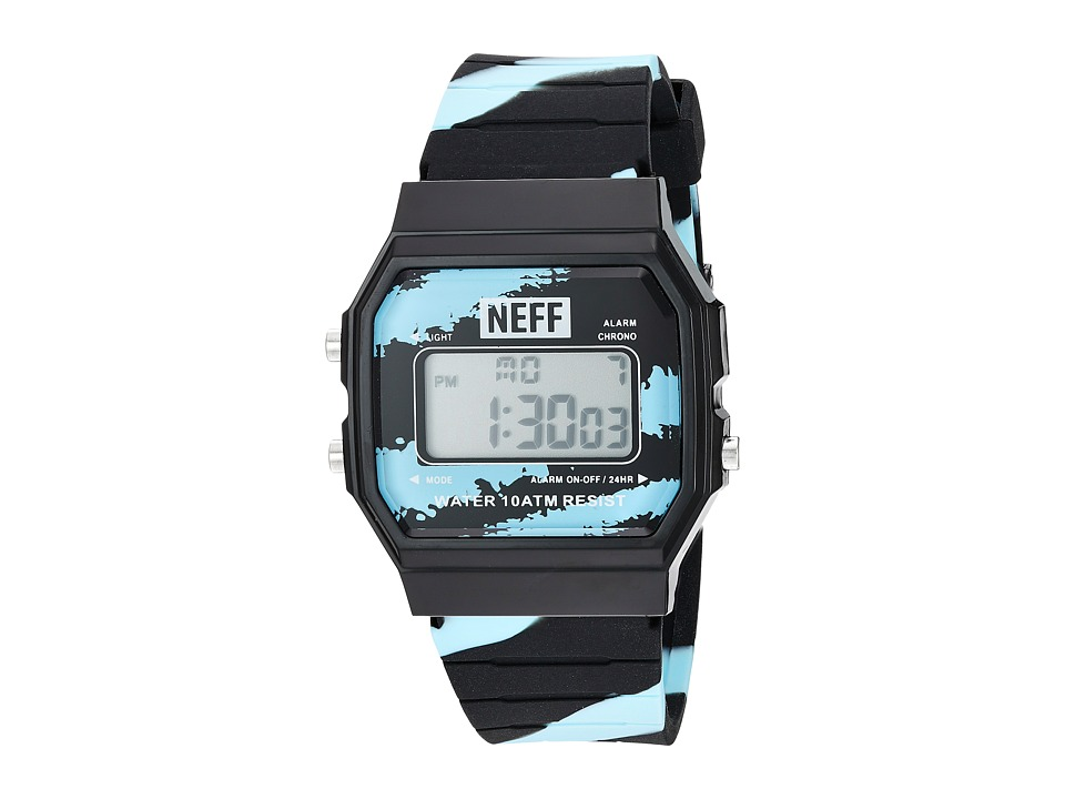 Neff - Flava XL (Black/Ice) Watches