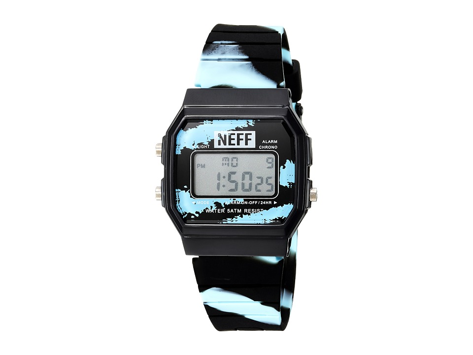 Neff - Flava (Black/Ice) Watches