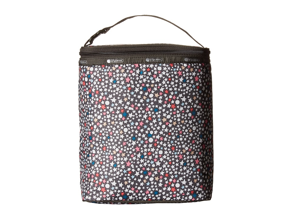 LeSportsac - Double Bottle Bag (Bubble Star) Bags