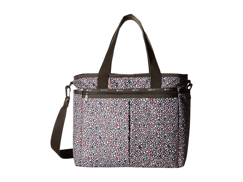 LeSportsac - Ryan Baby Tote (Bubble Star) Tote Handbags