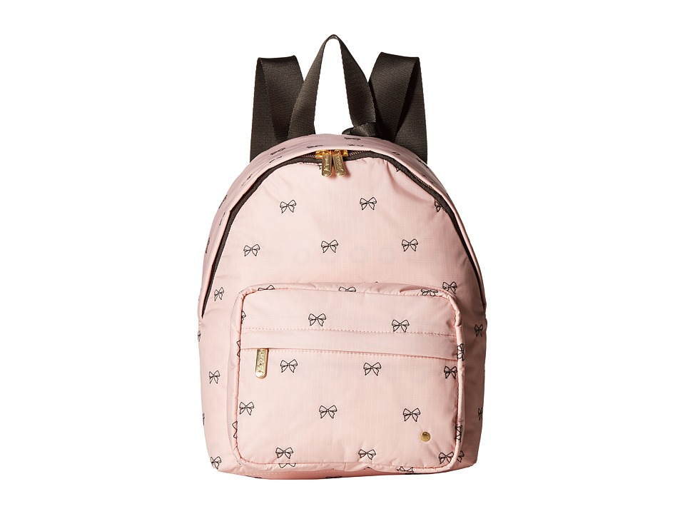 LeSportsac - Piccadilly Backpack (Petite Bows Blossom) Backpack Bags