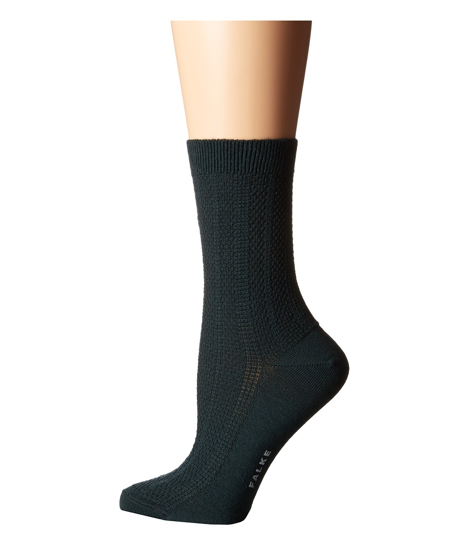 Falke - Amore Ankle (Malachite) Women's Crew Cut Socks Shoes