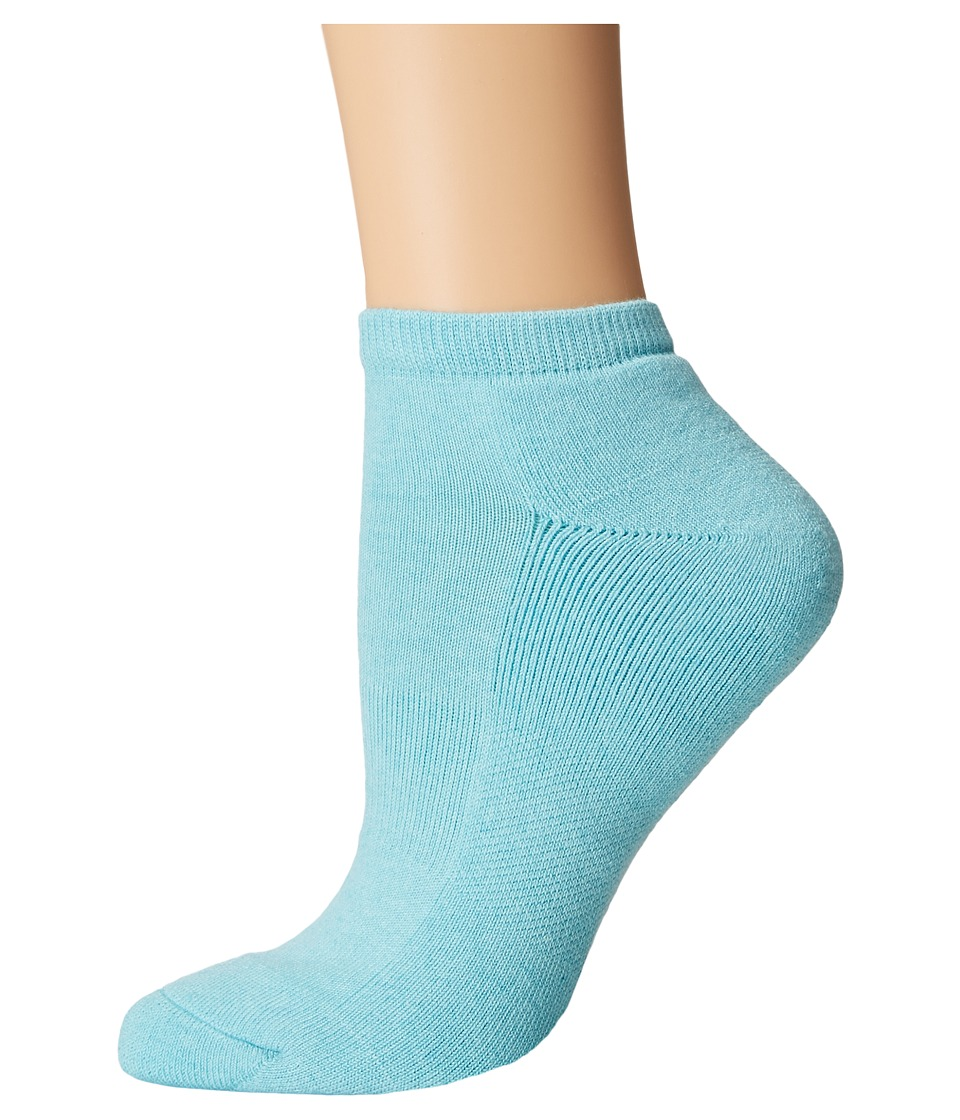 Falke - Cosy Sneaker Sock (Waterfall) Women's Crew Cut Socks Shoes