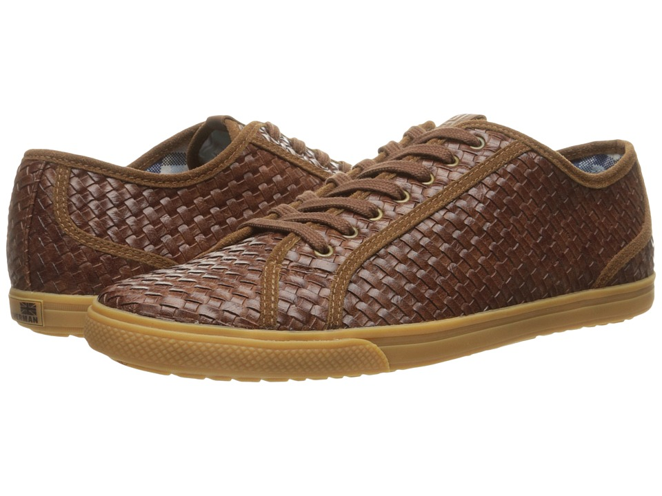 Ben Sherman - Chandler Lo (Brown) Men's Lace up casual Shoes