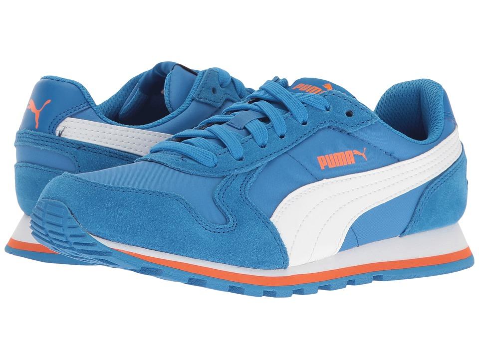 Puma Kids ST Runner NL Jr (Big Kid) (French Blue/Puma White) Boys Shoes
