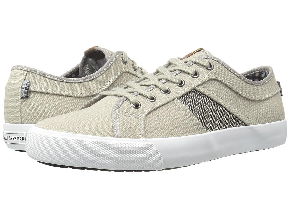 Ben Sherman - Jayme (White) Men's Lace up casual Shoes
