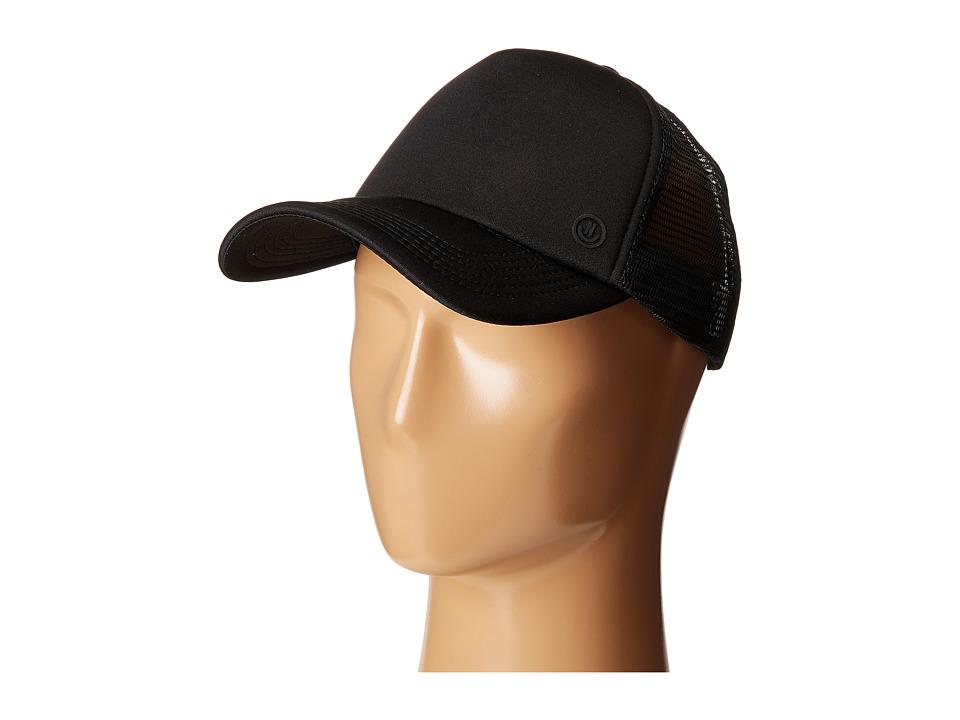Neff - Phalieber Trucker (Black/Black) Caps