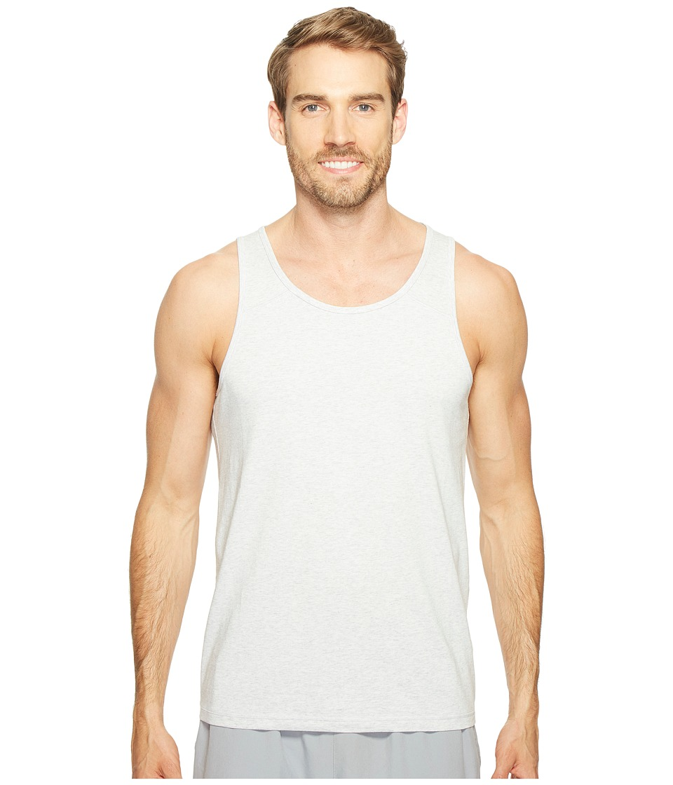 tasc Performance - Vital Tank Top (Light Heather Gray) Men's Sleeveless