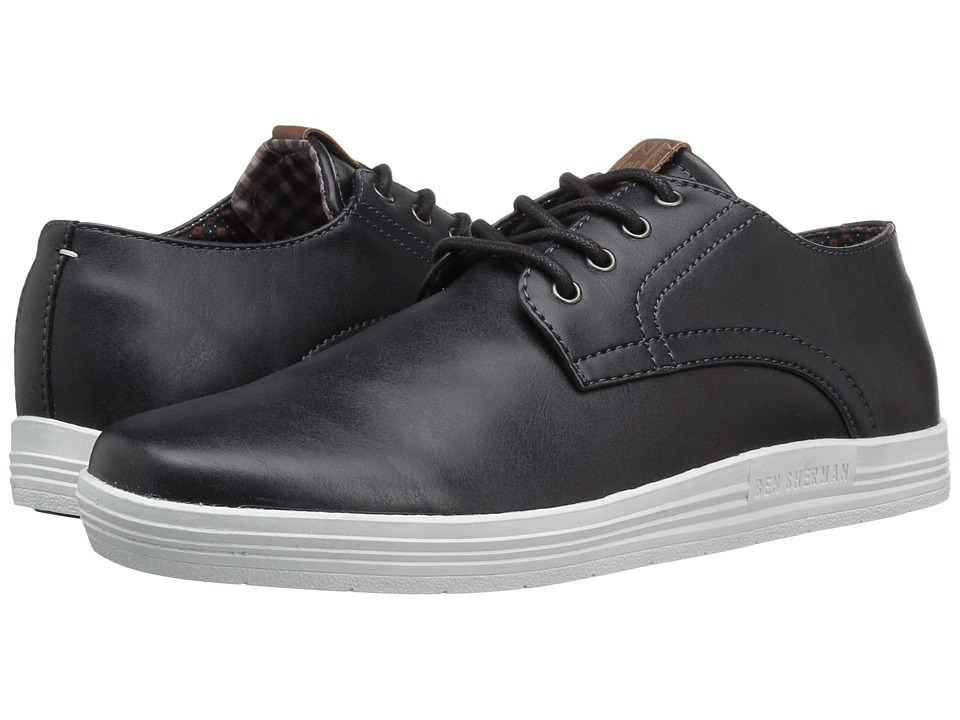 Ben Sherman - Payton (Grey) Men's Lace up casual Shoes