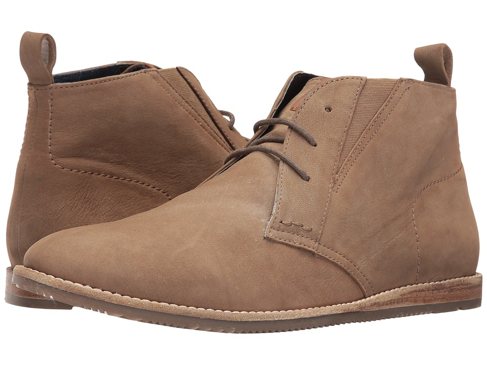 Ben Sherman - Devon Chukka (Taupe) Men's Lace up casual Shoes
