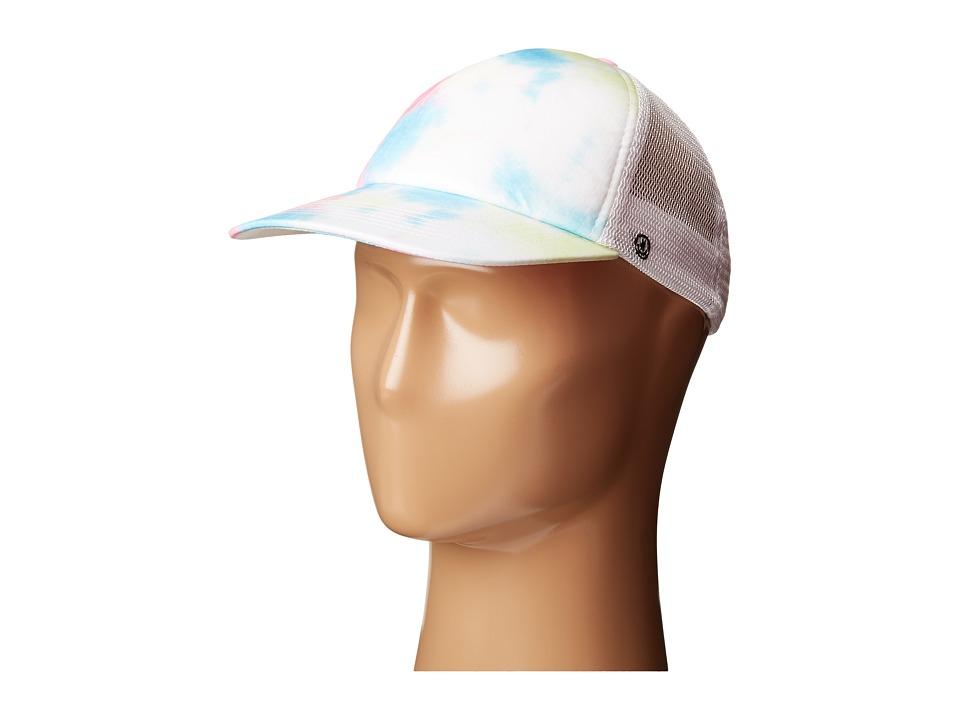 Neff - Poolside Trucker (Tie-Dye) Caps