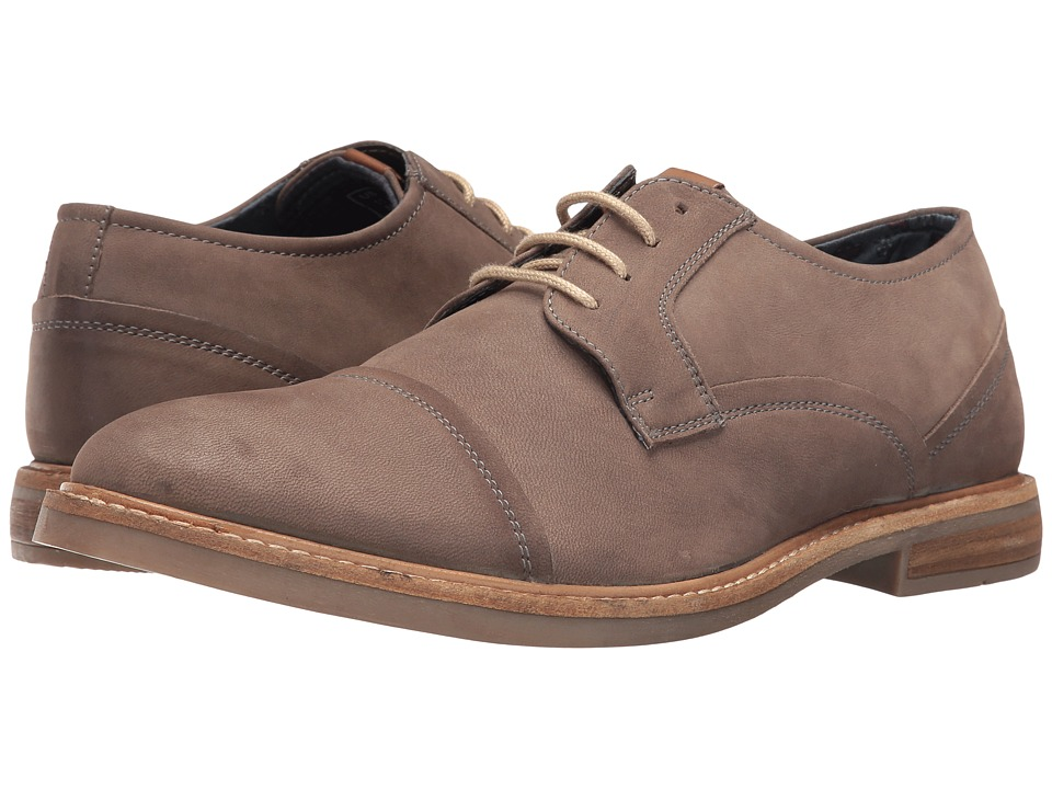 Ben Sherman Luke Cap Toe (Grey) Men