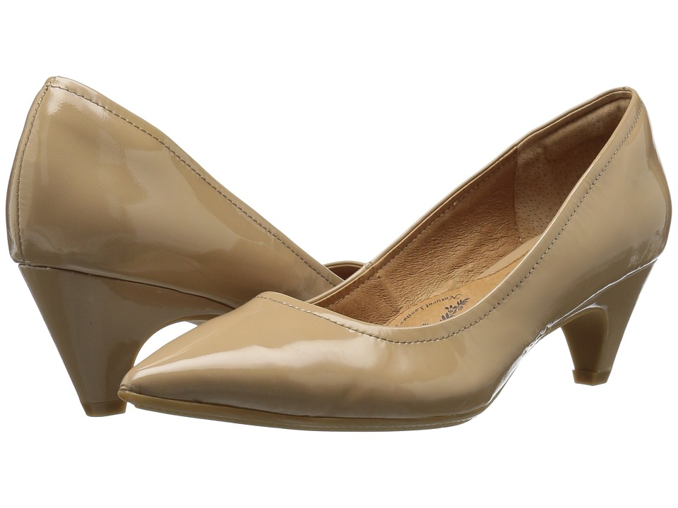Sofft Altessa II (Sand Goat Patent) High Heels