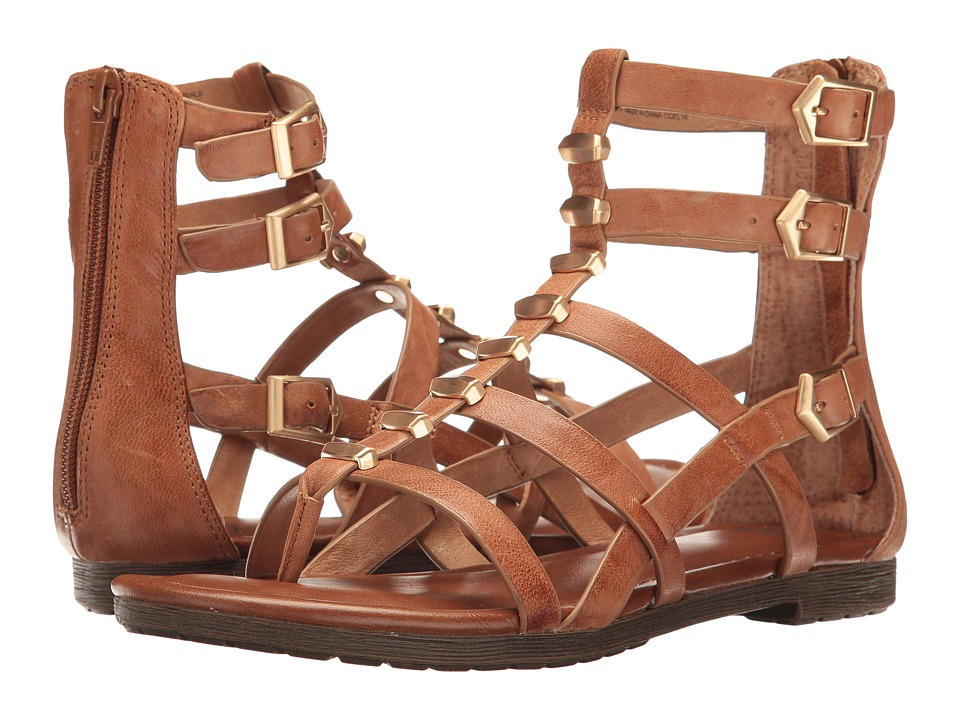Sofft - Basil (Luggage Oyster) Women's Sandals