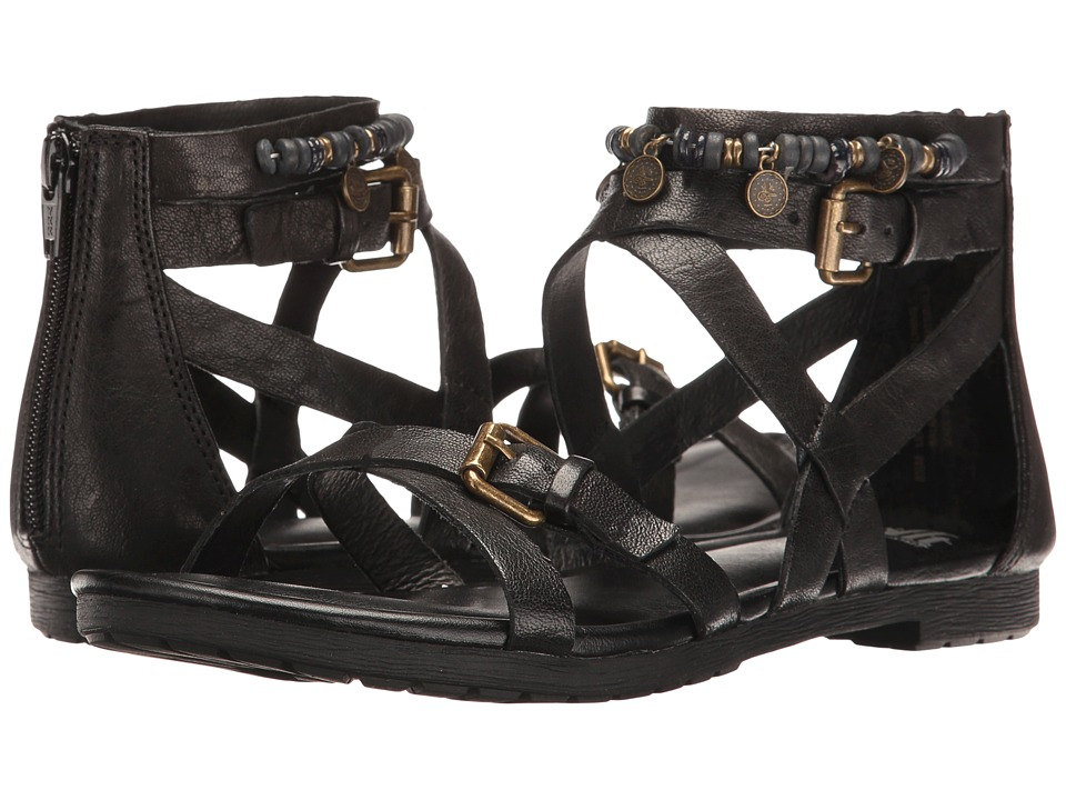Sofft - Boca (Black Oyster) Women's Sandals